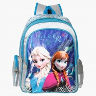 Frozen 3D Let It Go Backpack - 18 Inches