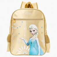 Frozen Royal Elsa Golden Backpack - 16 Inches