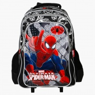Ultimate Spiderman Trolley Bag - 18 Inches