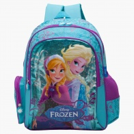 Frozen Print School Bag
