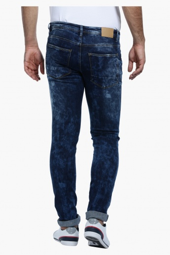 Full Length Jeans in Skinny Fit