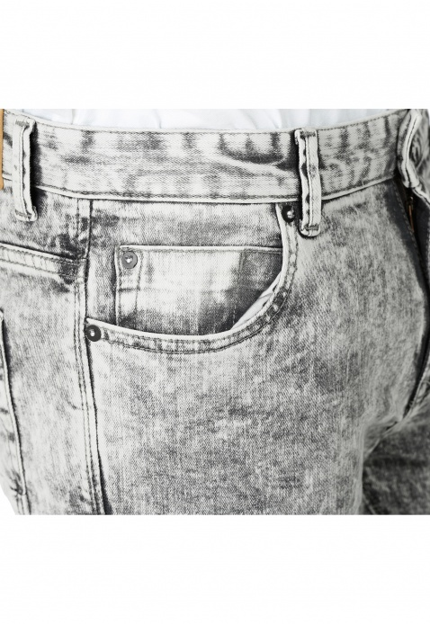 Stonewashed Denims