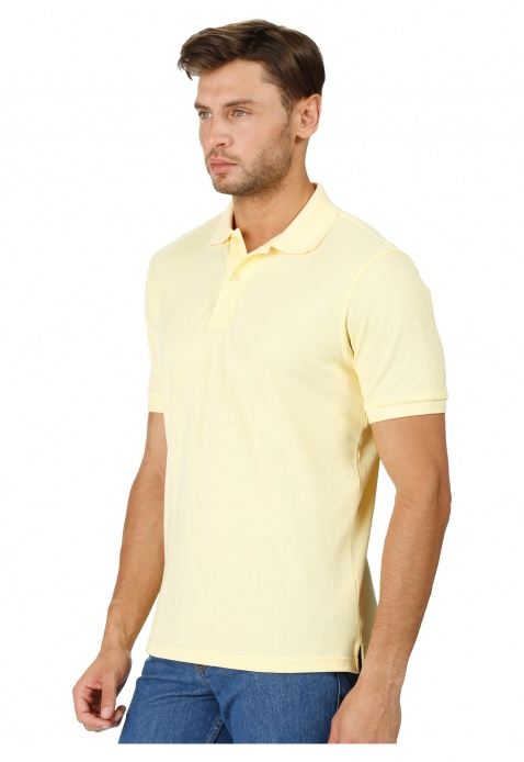 Polo Neck T-shirt