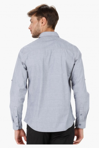 Long-sleeved Shirt