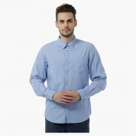 Full-sleeved Solid Shirt