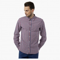 Full-sleeved Yarn Dyed Chequered Shirt
