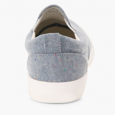 Slip-on Canvas Shoes