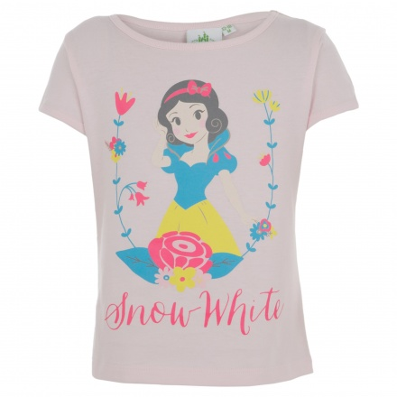 Snow White Printed T-shirt