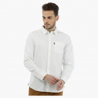 Cherokee Full-sleeved Oxford Shirt