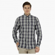 Cherokee Chequered Yarn Dyed Shirt
