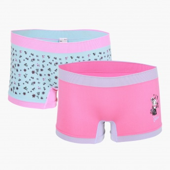 Printed Briefs - Set of 2