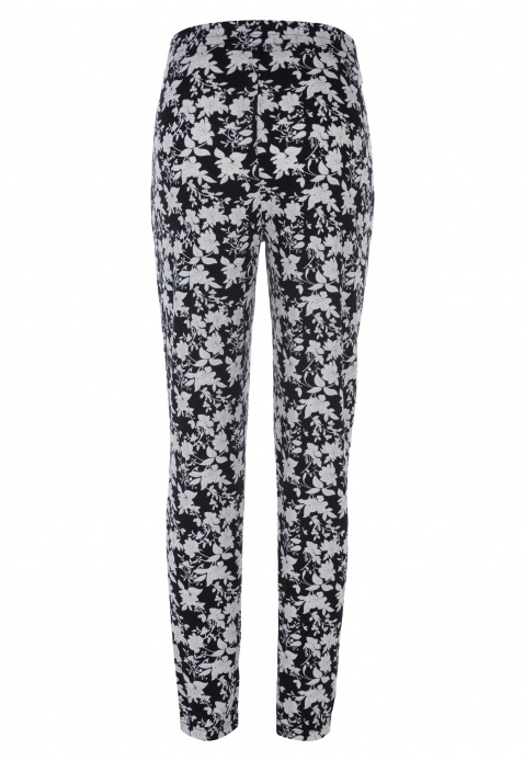 Maternity Floral Print Trousers
