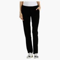 Basic Formal Trousers in Straight Fit