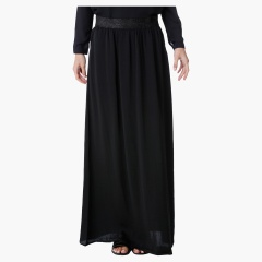 Long Skirt with Elasticised Waistband | Skirts | Regular | Women ...