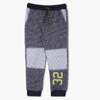 Textured Jog Pants