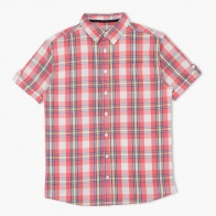 Chequered Shirt with Mock T-shirt